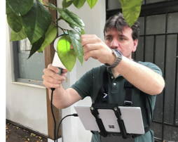QCell is awarded Spectral Plant grant